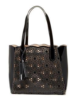 Buco Handbags Large Starburst Tote by Buco Handbags on @HauteLook