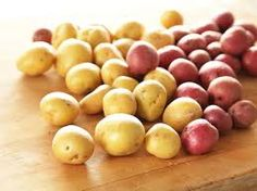 Image result for new potatoes