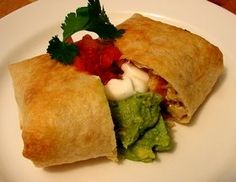 Food Wishes Video Recipes: I'll have the Chicken Thingamajig with a Side of Whatchamacallit (Chicken chimichanga)