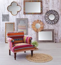 Need to Spruce Up Your Space for Fall? Check out Cost Plus World Market's New Desert Caravan Collection. >> #WorldMarket Home Decor Ideas, Fall, #SpruceUpYourSpace