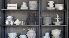 Classic Tableware - Inspirations from #Italian #Restaurants - #Artemest | artemest.com