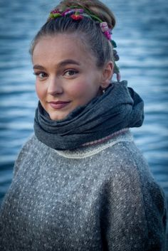 Grått i Setesdal   Garnpakker med strikkeoppskrifter fra Sidsel J. Høivik Fair Isle Knitting Patterns, Knitting Designs, Knitting Help, Crochet, Color Patterns, Knits, Sweaters, Hobbies, Grey