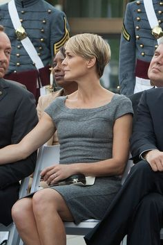 Dress like Claire!! A look at the wardrobe of Claire Underwood from House of Cards   Never Underdressed #OneNationUnderwood