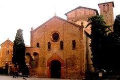 Basilica di Santo Stefano, Bologna - don't deny the power of the Romanesque...