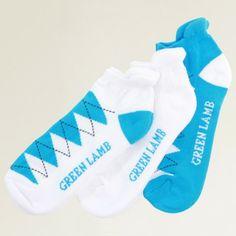 GL Argyle Socks