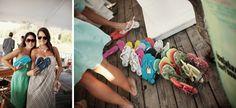 chanclas recuerdo boda en la playa decoración surf decoration beach wedding flip flop souvenir marriage miraquechulo