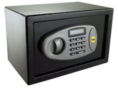 Yale Locks YMS 25cm Medium Digital Safe - http://www.cheaptohome.co.uk/yale-locks-yms-25cm-medium-digital-safe/