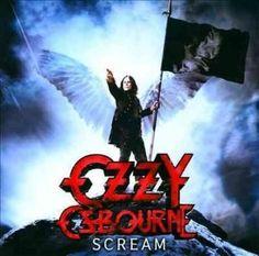 Ozzy Osbourne - Scream, Grey