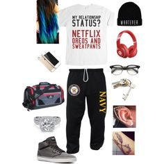 Last day of exams!!!!:) can't wait until they r over!!!!!!:) by sweetpea1010 on Polyvore featuring polyvore fashion style Vans adidas CB2 FingerPrint Jewellry