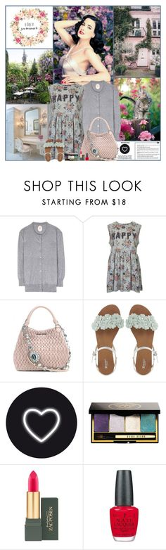"""A Day In Summer"" by kittyfantastica ❤ liked on Polyvore featuring Jardin des Orangers, Topshop, Miu Miu, Seletti, Bobbi Brown Cosmetics, MAC Cosmetics, OPI and bedroom"