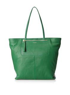 Isaac Mizrahi Women's Lillie Tote, Verdant Green, http://www.myhabit.com/redirect/ref=qd_sw_dp_pi_li?url=http%3A%2F%2Fwww.myhabit.com%2Fdp%2FB00W1SV7LA%3F