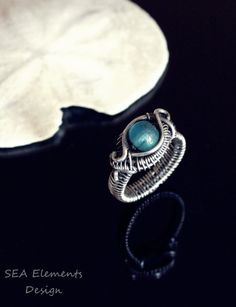Hey, I found this really awesome Etsy listing at https://www.etsy.com/listing/503430205/handmade-silver-rustic-wire-woven-ring