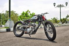 Kawasaki KZ200 Bobber | Custom Bobber