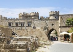 Where to Explore the Rich History of Rhodes