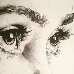 Discover The Secrets Of Drawing Realistic Pencil Portraits.Let Me Show You How You Too Can Draw Realistic Pencil Portraits With My Truly Step-by-Step Guide. Easy Pencil Drawings, Pencil Art, Drawing Eyes, Drawing Sketches, Painting & Drawing, Art Drawings, Drawing Portraits, Eye Sketch, Sketching