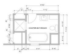 19 Best Master Bathroom Layouts Images On Pinterest Master