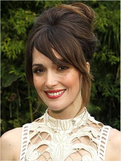 Rose Byrne's Makeup