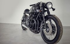 Suzuki GS750 by Eastern Spirit Garage