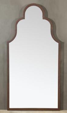 Classic Dutch Form Waxed Rust Metal Frame