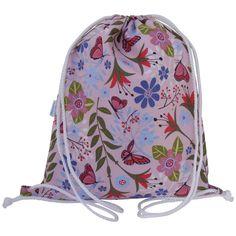 19cba0c5e9 Handmade drawstring waterproof lined swim bag