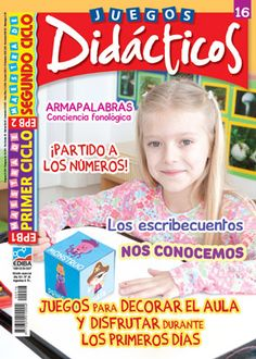 Juegos Didácticos Classroom Management, Album, Education, Ideas Para, Magazines, India, Children's Magazines, Games, Activities