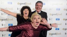 SMH Good Food Guide Awards held at Cirrus, Barangaroo. Photo bomb by The Divine Miss Rigby.