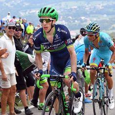 Vuelta a Espana 2016 Stage 14 Simon Yates