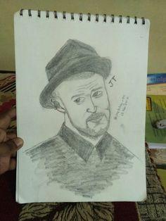 New sketch of Justin Timberlake 19nov2017