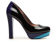 "oooh lover.. cute shoe, unfortunate name. The ""Penie"" pump, BCBG Paris (i just bought these!)"
