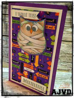 A Jillian Vance Design: I want my Mummy! by Allie