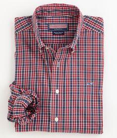 XTX Mens Button Up Casual Plaid Fleece Long Sleeve Winter Dress Shirts