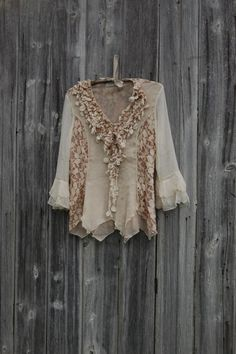 I have this & Love it! Looks so pretty on!  from Lisa's shop Urban Farmhouse ♥