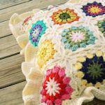 22 Crochet & Knit Pillows To Make: {Free Patterns}