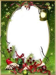 animales navidenos png | Etiquetas: Marcos para fotos de ...