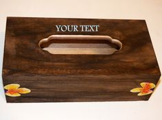 Get the best deals for Personalized Gift for Mom, Wooden Tissue Box Cover, Kleenex Box Cover, Tissue