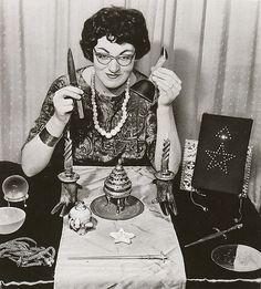 Pagan housewives.