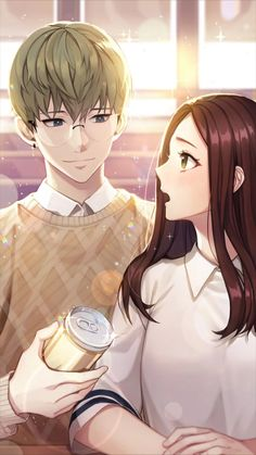 Otome game loved by king bs erick blanche normal date 1 voltage Anime Love Couple, Manga Couple, Couple Cartoon, Anime Couples Drawings, Anime Couples Manga, Anime Guys, Cute Anime Coupes, Bts Art, Anime Hairstyles Male