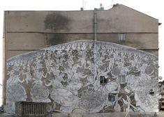 Blublu, streetart