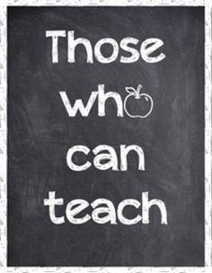 Substitute Ideas, thoughts, practices-- What Teachers Make Un poème de Taylor Mali sur ce que c'est d'être prof Teaching Quotes, Education Quotes, Teacher Posters, Importance Of Time Management, Online College, Future Classroom, Classroom Ideas, School Days, School Stuff