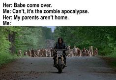 """53 Thoughts I Had While Watching """"The Walking Dead"""" Season 6 Premiere"""