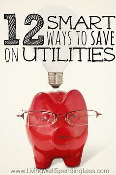 Don't overspend on utilities! Learn how to keep costs down for your apartment bill.  | Living In An Apartment