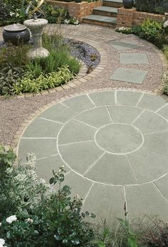 circular paving - Google Search