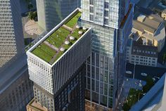 KPF gets planning permission for new bondway residences in london