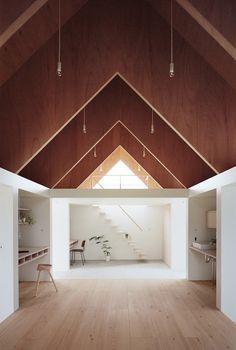 Koya No Sumika by mA style Architects