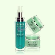 Botu-Like. The first filling serum to give you the firm, supple skin, without actually having a Botox injection.  Visit stores.ebay.com/shopatever for more details.