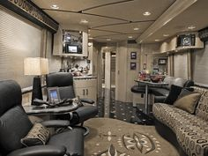 photos of tour bus interiors | Marathon Coach has three convenient locations to serve you across the ...