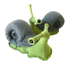Sewing Stuffed Animals Pattern of snail - Cute snail toy. Can be used as decoration of flowers, garden and children's rooms. Sewing Toys, Sewing Crafts, Sewing Projects, Sewing Stuffed Animals, Stuffed Animal Patterns, Love Sewing, Sewing For Kids, Sewing Patterns Free, Free Pattern