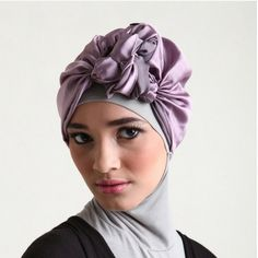 twisted turban scarf