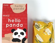 """Check out new work on my @Behance portfolio: """"Hello Panda Redesign"""" http://be.net/gallery/31854523/Hello-Panda-Redesign"""