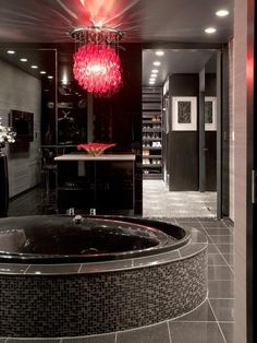 Sexy bathroom!